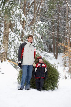 Christmas tree selection