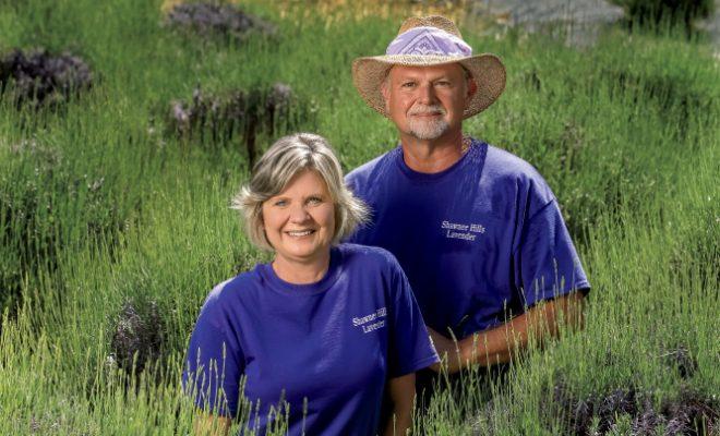 Shawnee Hills Lavender