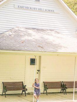 one-room school in Jefferson County, IL