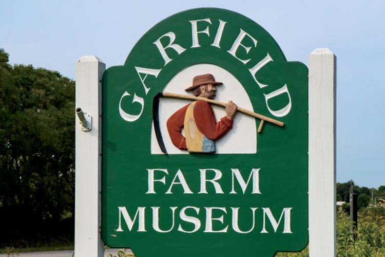 Garfield Farm and Inn Museum