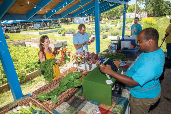 Growing Solutions Farm