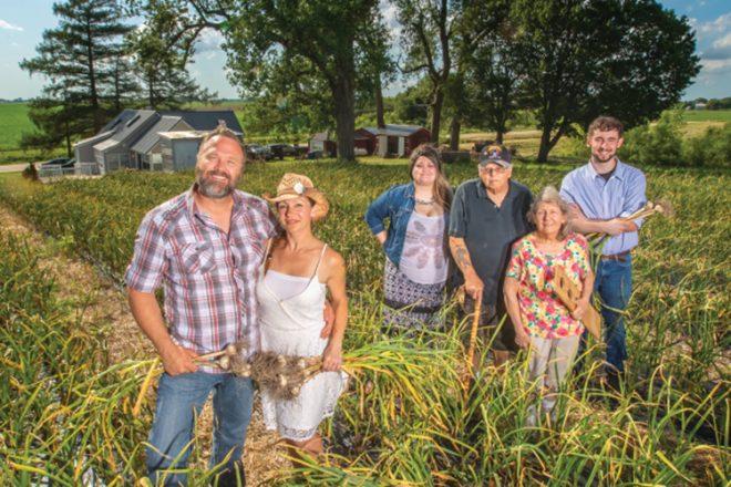 Garlic Breath Farm