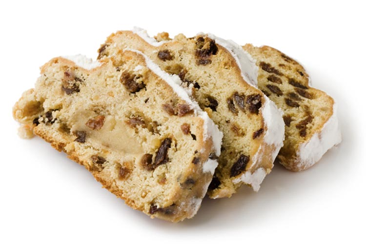 Buttery Holiday Stollen Recipe from Janie's Mill